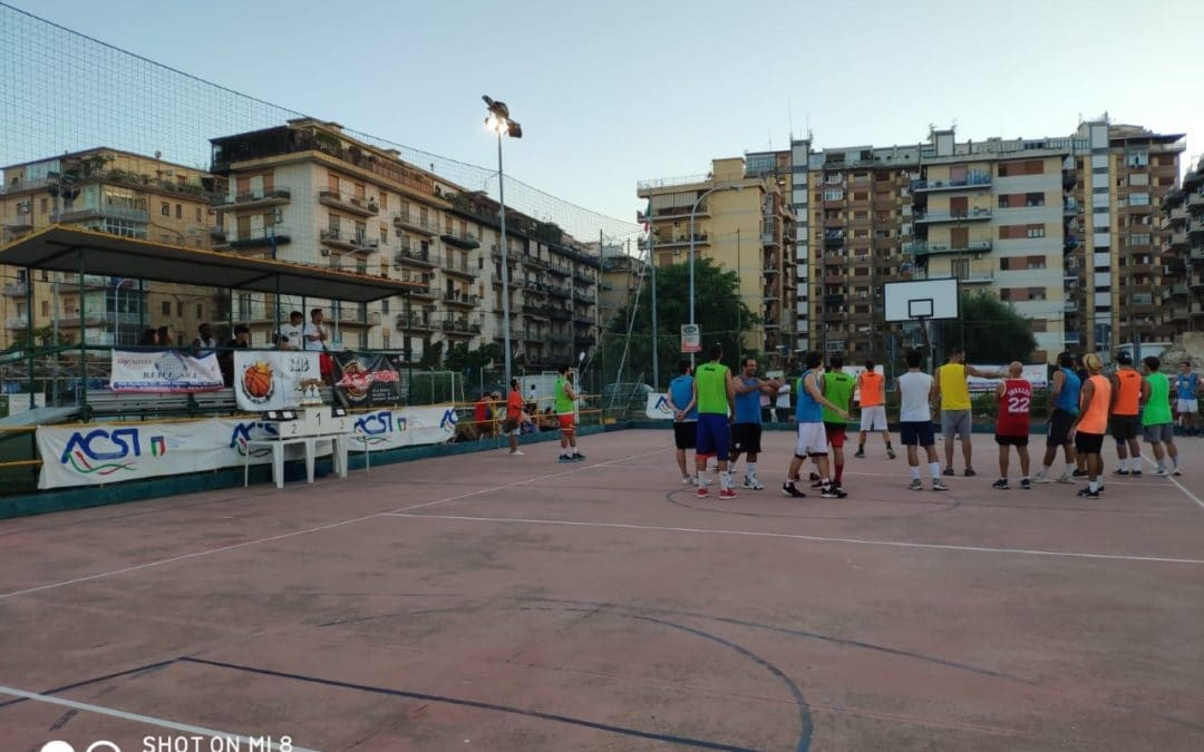 "Palermo, grande successo del ""King of the Court"""